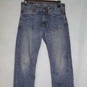 AMERICAN EAGLE Mens Relaxed Jeans Size 26x28